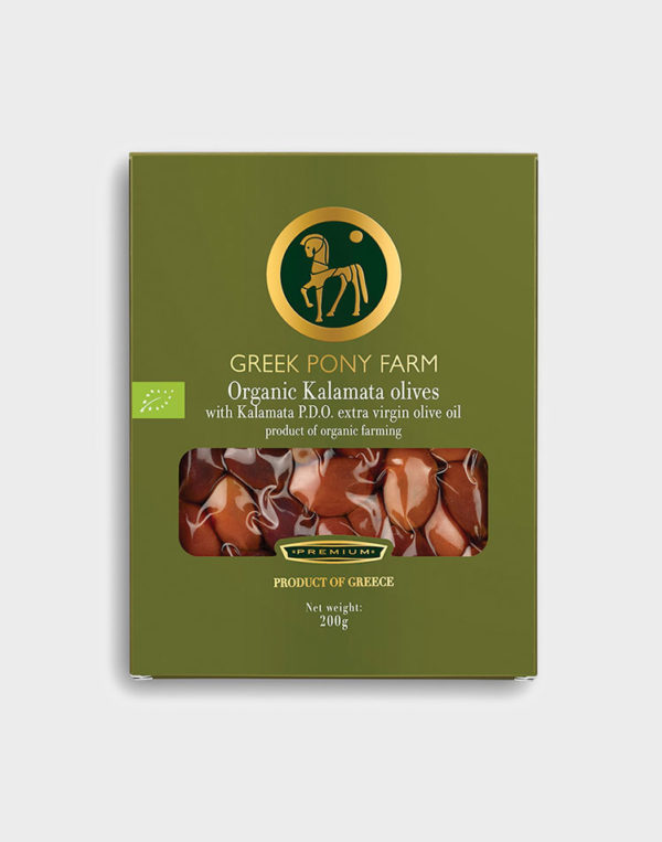 Greek Pony Farm – Luksus oliven